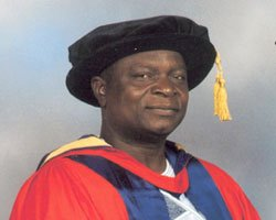 Prince Olagunsoye Oyinlola, Alumnus of the University of Buckingham, top UK university for student satisfaction