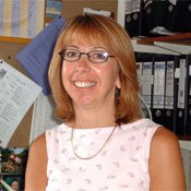 Sarah Rush, Secretary to the Vice-Chancellor's Office
