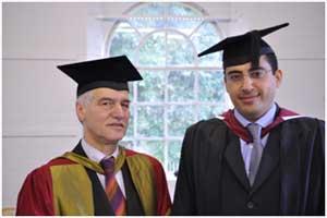 Sabah Jassim and Waseem Al-Obaydy