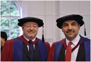 Dr Al-Jawad and Dr Al-Shabaz