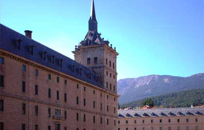 Escorial, Madrid