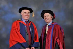 Sir Martin Evans & Professor Mike Cawthorne