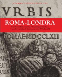 Book cover, Roma-Londra.