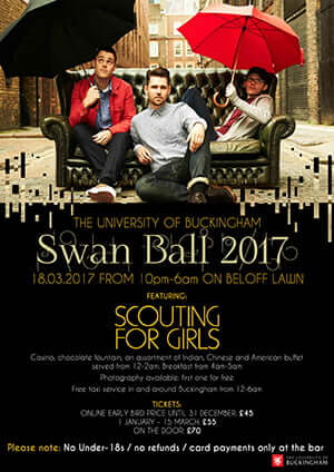 Swan Ball 2017