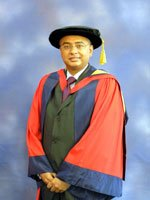 The Honorable Pravind Jugnauth