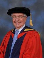 Professor Philip James CBE