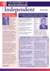 The Independent - Winter 2004