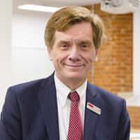 Professor John Clapham