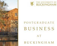 Download the postgraduate business brochure