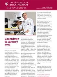 Medical School Newsletter July 2014