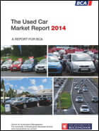 The Used Car Report 2014