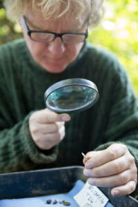 David Jacques Magnifying Glass