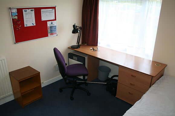 Caine House desk