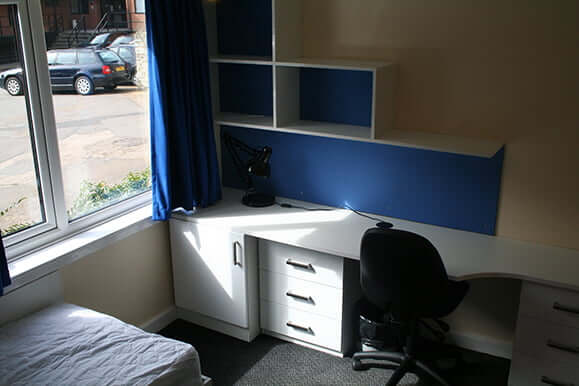 Hailsham study bedroom