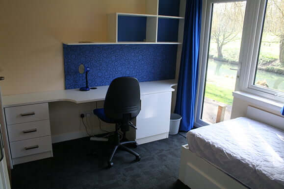 Sunley study bedroom