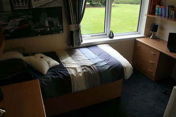 Ensuite study room