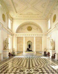 The entrance hall, Syon House