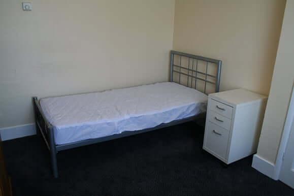 Large bedroom downstairs