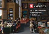 Art History MA Brochure