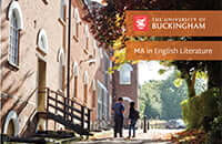 English MA brochure cover