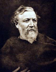 Robert Browning in 1865