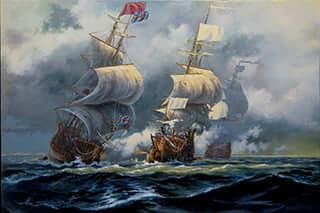 Battle of Hudson Bay