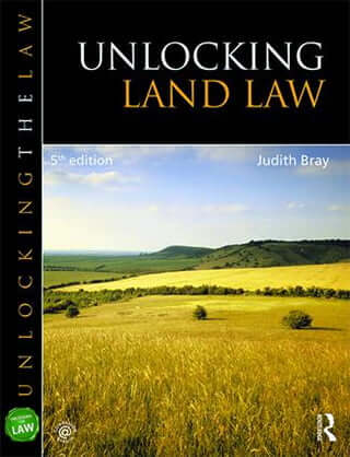 Unlocking Land Law 5th ed