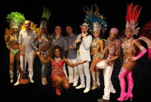 Viramundo – Brazilian band with Brazilian dancers