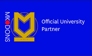 MK Dons Official University Partner
