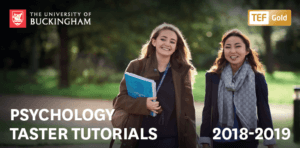 Psychology tutorials 2018-2019
