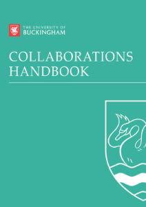 Collaborations handbook University of Buckingham
