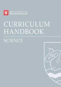 Curriculum Handbook - Science