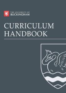 Curriculum Handbook QAA