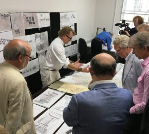 Project Review during the Buckingham University & University of Notre Dame London 2018 Summer School