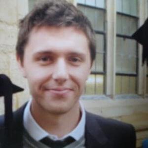 Dr Max Hodgson - Lecturer