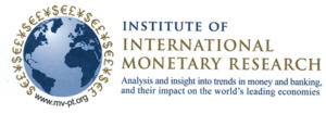 Institute of International Monetary Research logo