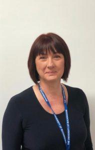 Alison Wood, School of Computing Administrator