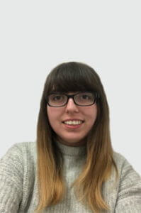 Amy Barnes, Research and Partnerships Administrator Apprentice