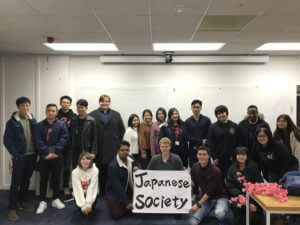 UoB Japanese society