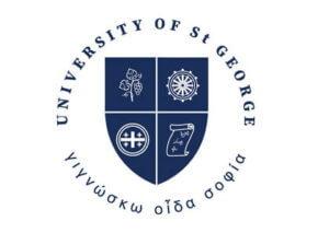 The University of St George logo