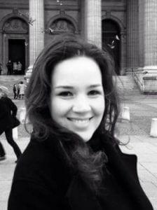 Vivien Bird, History of Art PhD student