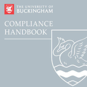 Compliance Handbook front cover
