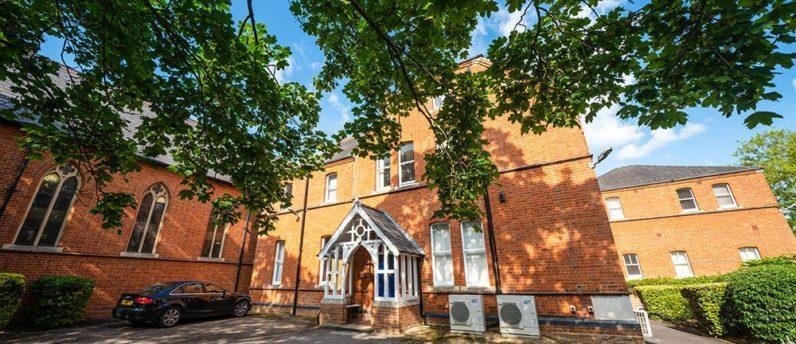 Franciscan Building, Verney Park