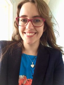 Dr Caroline McCaffrey-Howarth
