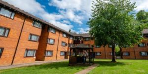 Bateman House Verney Park accommodation