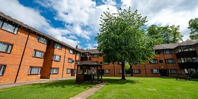 Verney Park accommodation block