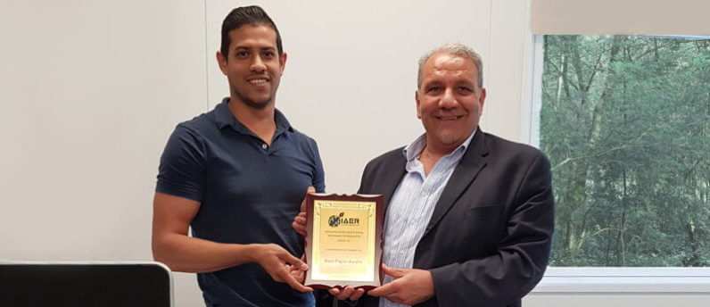 computing award winner