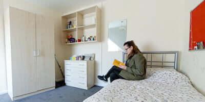 Bishops Court accommodation room