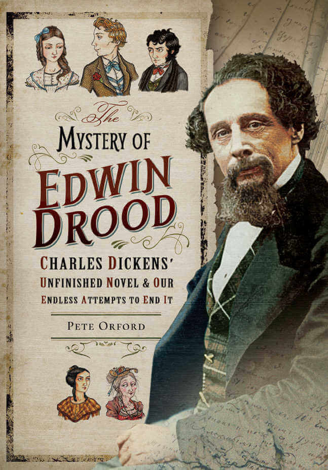 The Mystery of Edwin Drood book cover