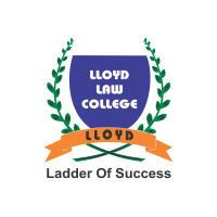 lloyd law college logo